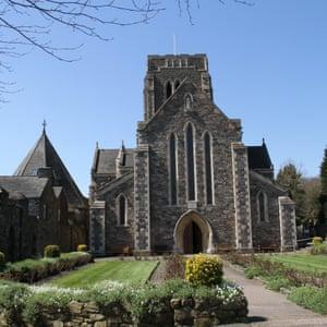 Mount St Bernard Abbey, Leicestershire.