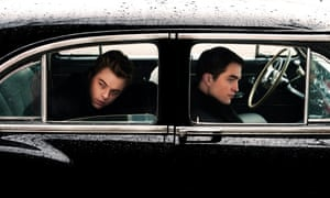 Dane DeHaan as James Dean and Robert Pattinson as Dennis Stock in Life.