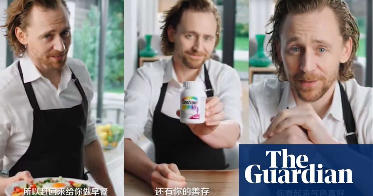 Eat Up Honey See Tom Hiddleston Serve You The Creepiest