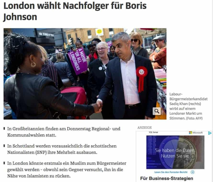 Süddeutsche Zeitung's report.