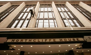 Northcliffe House in London