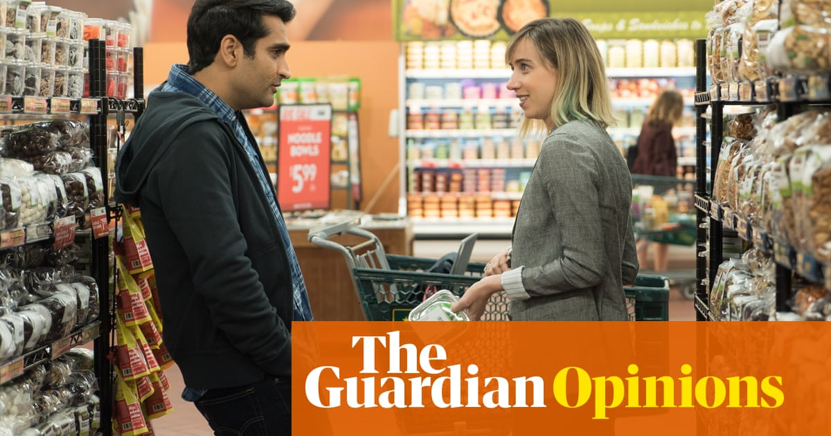 The Big Sick is funny, sweet, original – so why did it leave