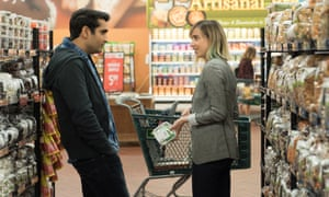 Zoe Kazan in new film The Big Sick with Kumail Nanjiani.