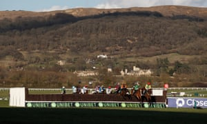 A report was published last month designed to improve safety in jumps racing overall and at the Cheltenham Festival, above, in particular.