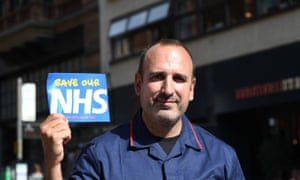 Joan Pons left his home in Catalonia 20 years ago, and has been working in the UK ever since.