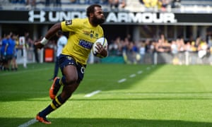 Alivereti Raka has just had his contract extended by another three years by Clermont.