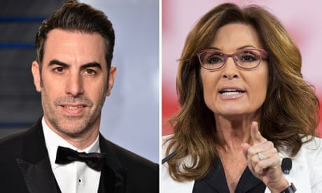 Sacha Baron Cohen channel defends Who Is America? against claims of mocking veterans