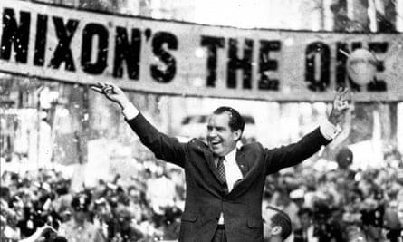 Richard Nixon, 1968.