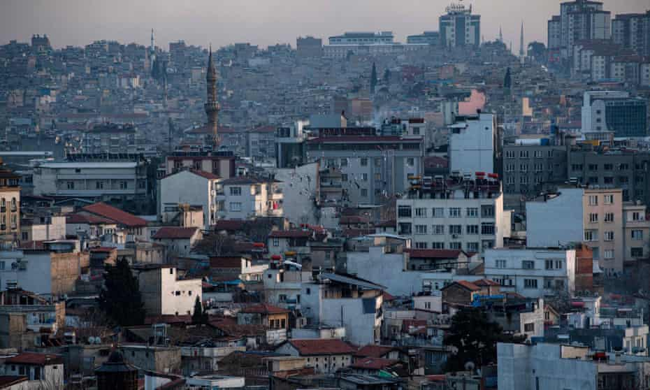Gaziantep is home around 500,000 Syrian refugees.