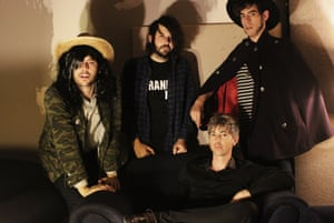 'The songs stick like glue': Melbourne band Witch Hats