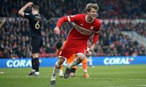 Patrick Bamford is thriving under Tony Pulis at Middlesbrough.