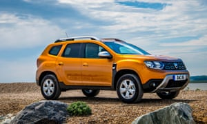 Pound stretcher: fed up with driving cars you can't afford? Time to meet Dacia Duster