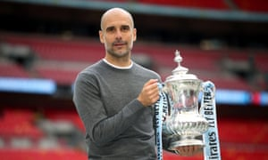 Will Pep be lifting this one again?
