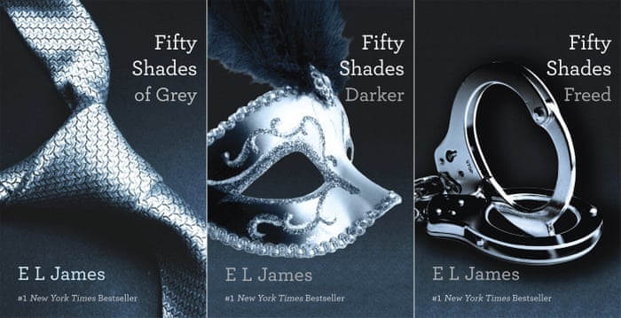 Fifty shedes of grey