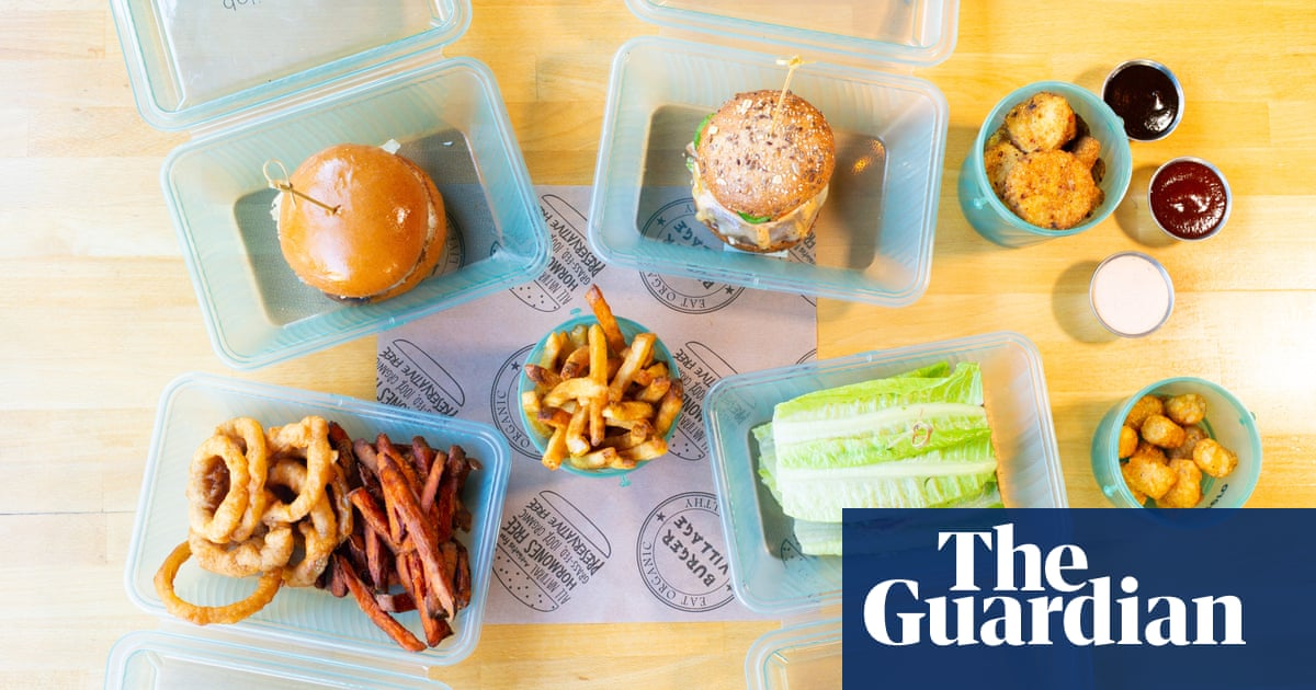 'The cusp of a reuse revolution': startups take the waste out of takeout