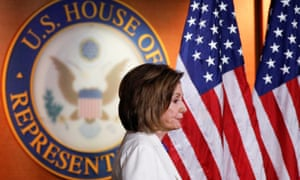 House Speaker Pelosi speaks about Trump impeachment inquiry during news conference on Capitol Hill in Washington<br>U.S. House Speaker Nancy Pelosi (D-CA) arrives for her weekly news conference where she discussed the status of the House impeachment inquiry of U.S. President Donald Trump on Capitol Hill in Washington, U.S., December 5, 2019. REUTERS/Tom Brenner