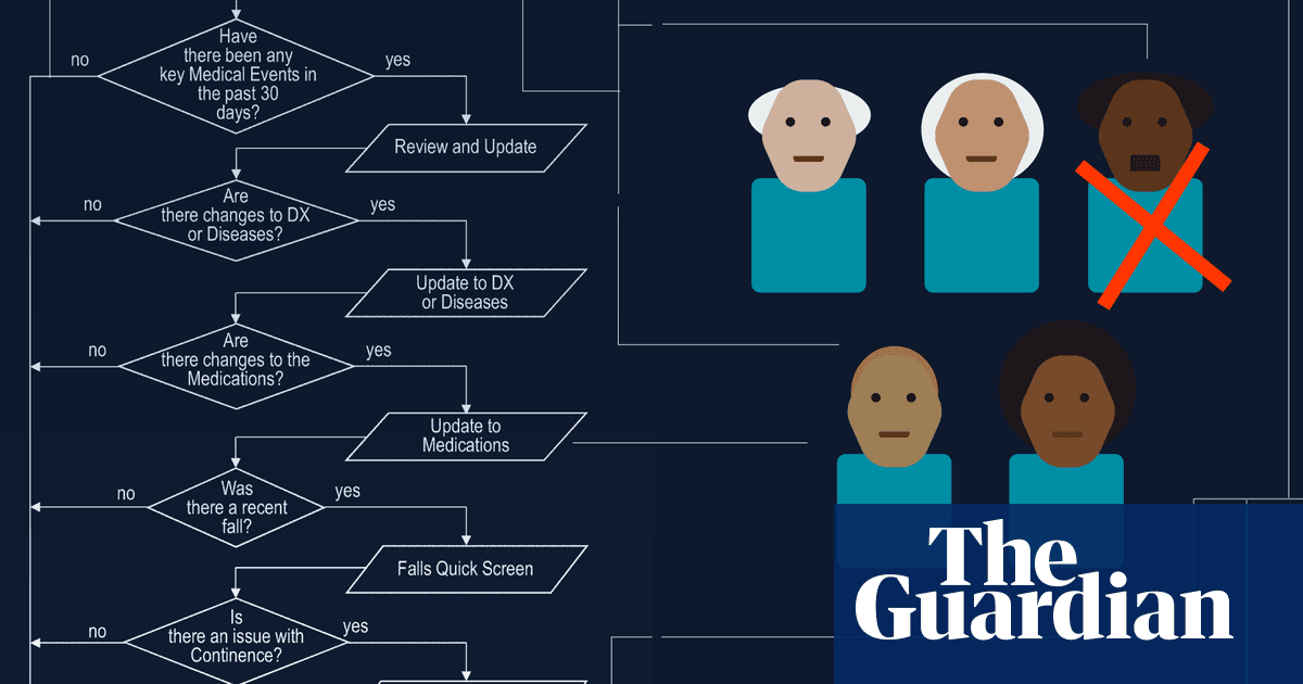 How algorithms are cutting Americans' healthcare – video
