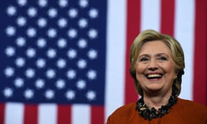 People knew that Hillary Clinton would always beat Donald Trump.