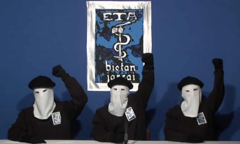 Three Eta militants