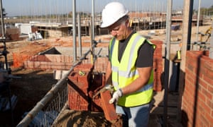 Lack of clarity on the cost of Brexit could lead to a collapse in the supply of construction workers.