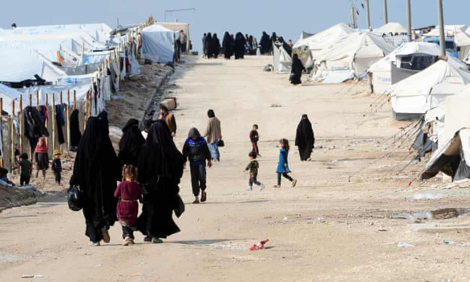 Al-Hawl camp