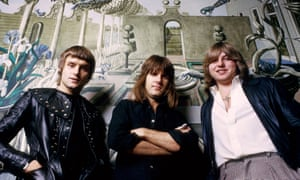 Emerson Lake & Palmer in the 1970s: from left, Carl Palmer, Keith Emerson and Greg Lake.