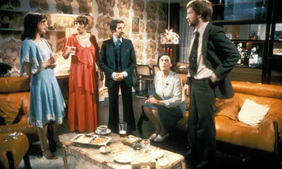 The TV adaptation of Abigail's Party.