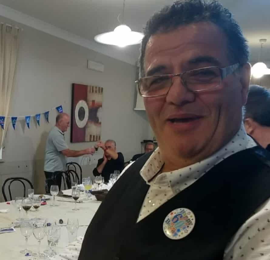 Vincenzo Manta.