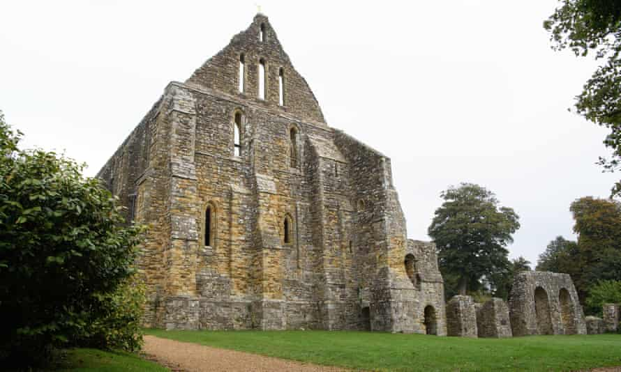 Battle Abbey has the greatest collection of relics out of any of England's religious sites, research reveals.