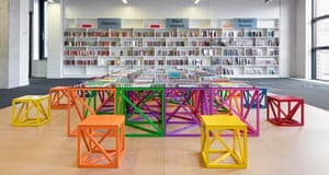 Rasheed Araeen's Zero to Infinity at Willesden Library