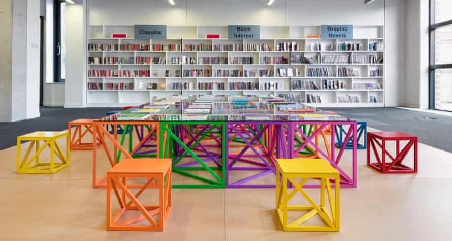 Rasheed Araeen's Zero to Infinity at Willesden Library