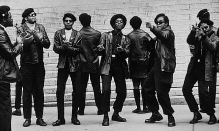 'A sign of revolution': why the black power beret is making a comeback
