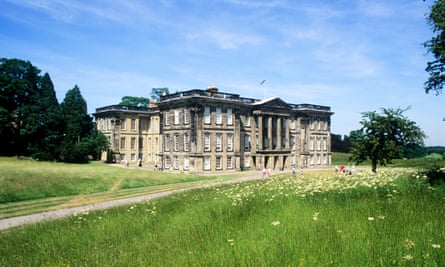 Calke Abbey was acquired by the National Trust in 1981.