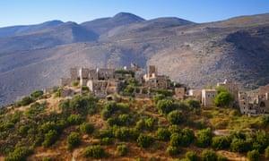 - Europe's hidden coasts: the Deep Mani, Greece