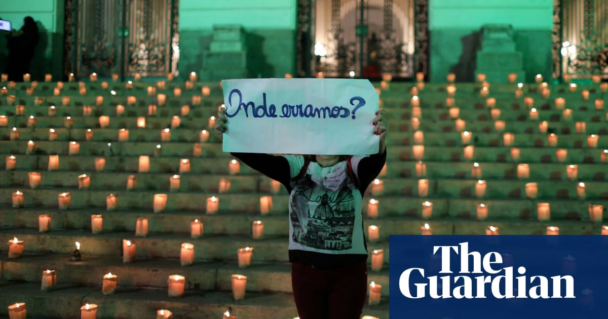 Brazil's inquiry into Covid disaster suggests Bolsonaro committed 'crimes against life'