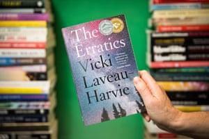 The Erratics by Vicki-Laveau Harvie