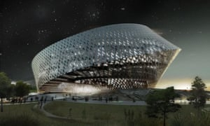 Astana National Library in Kazakhstan by BIG – Bjarke Ingels Group