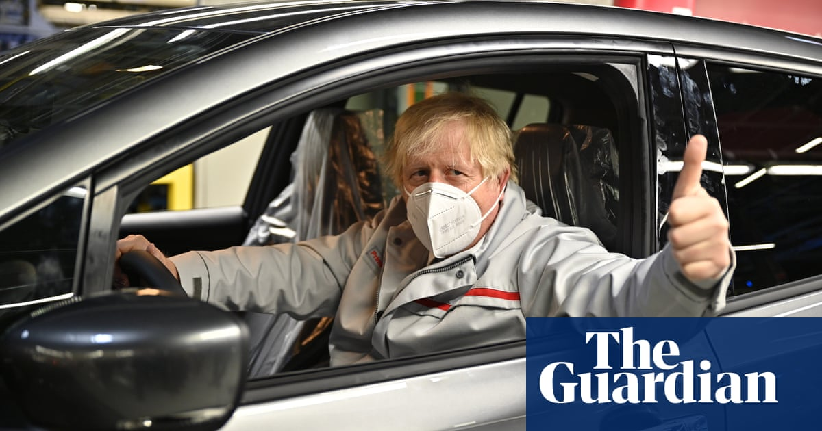 Johnson's levelling up plan lacks definition and planning, say MPs