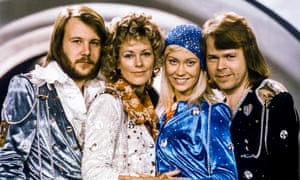 ABBA announces two new songs in original line-up (L-R) Swedish pop group ABBA members: Benny Andersson, Anni-Frid Lyngstad, Agnetha Faltskog and Bjorn Ulvaeus posing after winning the Swedish branch of the Eurovision Song Contest with their song 'Waterloo' in Stockholm, Sweden, 09 February 1974 (reissued 27 April 2018). According to reports, ABBA members on 27 April 2018 announced they will release two new songs in their original lineup, 35 years after the band split.