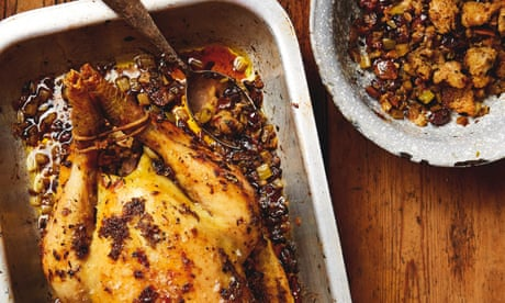 Yotam Ottolenghi's stuffing recipes