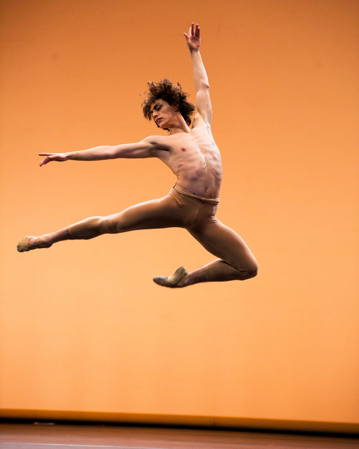 Self-destructive dance superstar Sergei Polunin: 'Ukraine put me on
