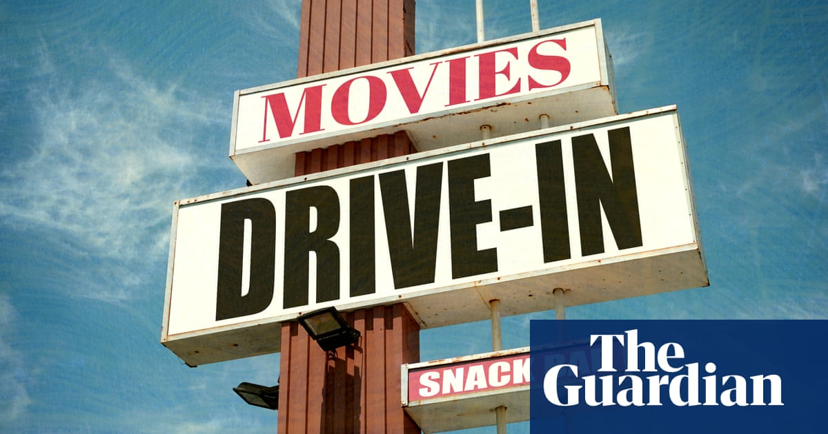 'Don't get out of the car!': how to survive drive-in cinemas this summer