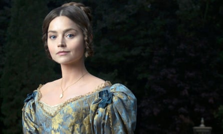 Queen Victoria from ITV's Victoria series