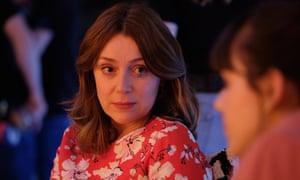 'Moreishly watchable': Keeley Hawes in Finding Alice
