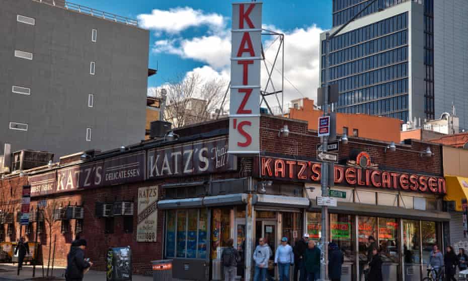 Don't come here … Katz's Delicatessen.