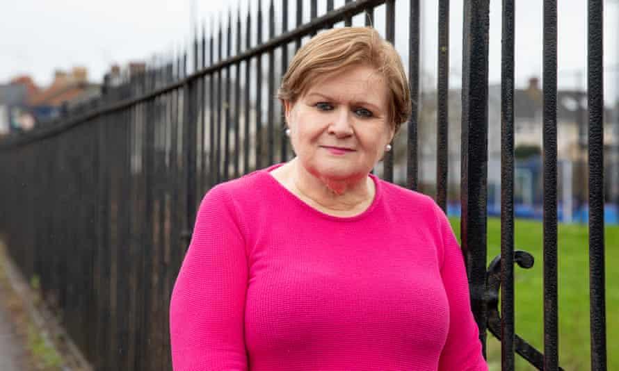 Libby Lisgo, councillor, in Taunton