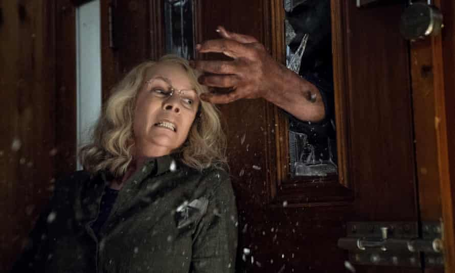 Jamie Lee Curtis has a torturous time again in the latest Halloween.