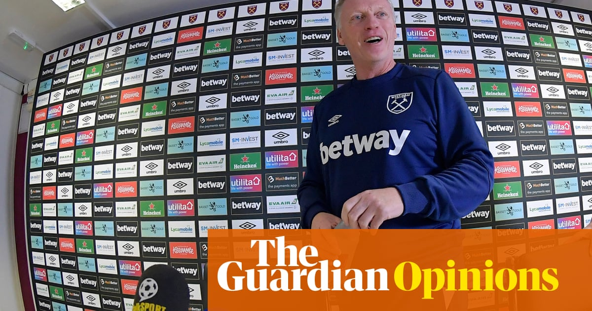 Out with the old and in with the nearly new: David Moyes is back at West Ham | Jonathan Liew