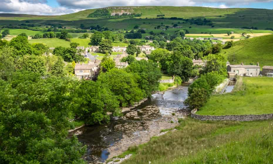Bainbridge in the Yorkshire Dales