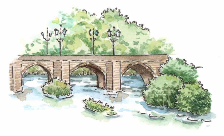 Llangollen Bridge